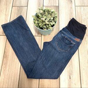 Paige Maternity Laurel Canyon Bootcut Jeans Sz 26